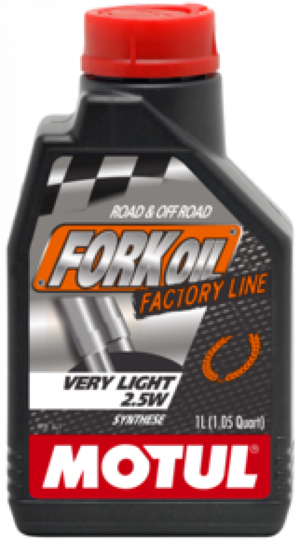 MOTUL Fork Oil very light Factory Line 2,5W 1L