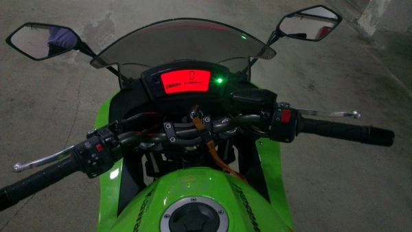 Kawasaki ER6-f '11
