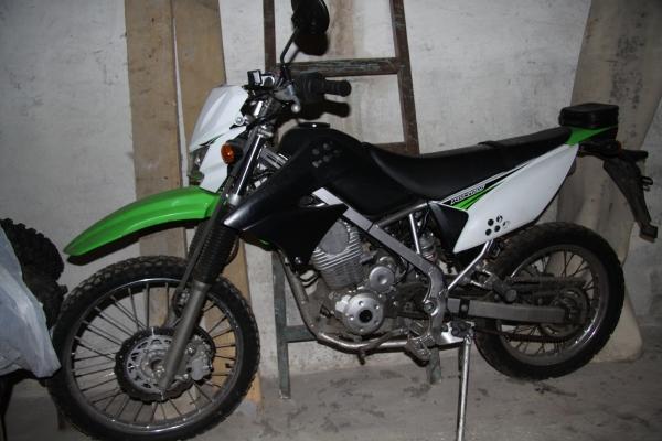 Kawasaki KLX125 '10