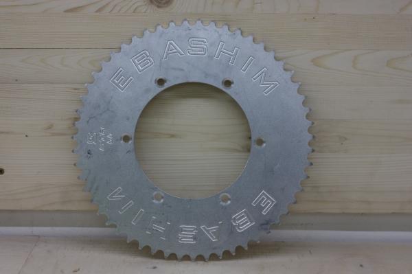 """Звезда задняяя STR """"EBASHIM"""" для Suzuki DRZ400SM 55"""