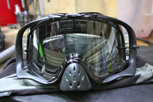 Маска Oakley CrowbarMX Black
