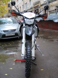 Kawasaki KLX250S '09