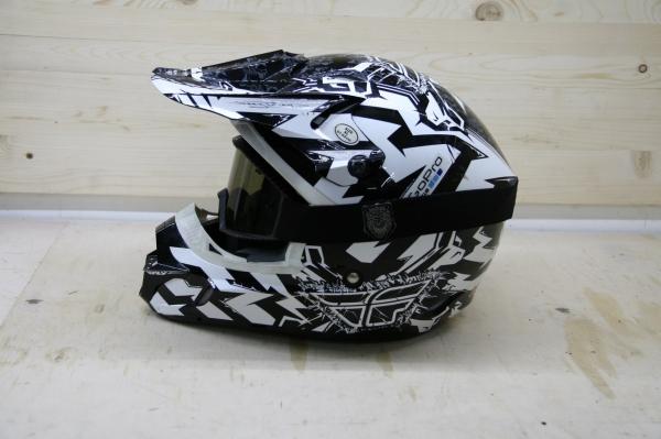 Внедорожный шлем FLY